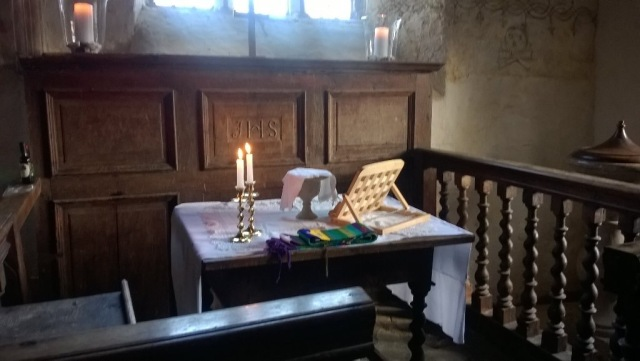 communion Oct 17