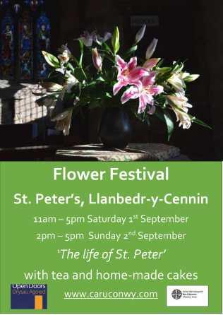 Flower Festival St Benedicts-1