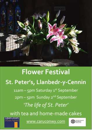 Flower Festival St Benedicts-1