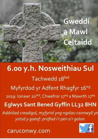 Celtic Gyffin 18 WELSH
