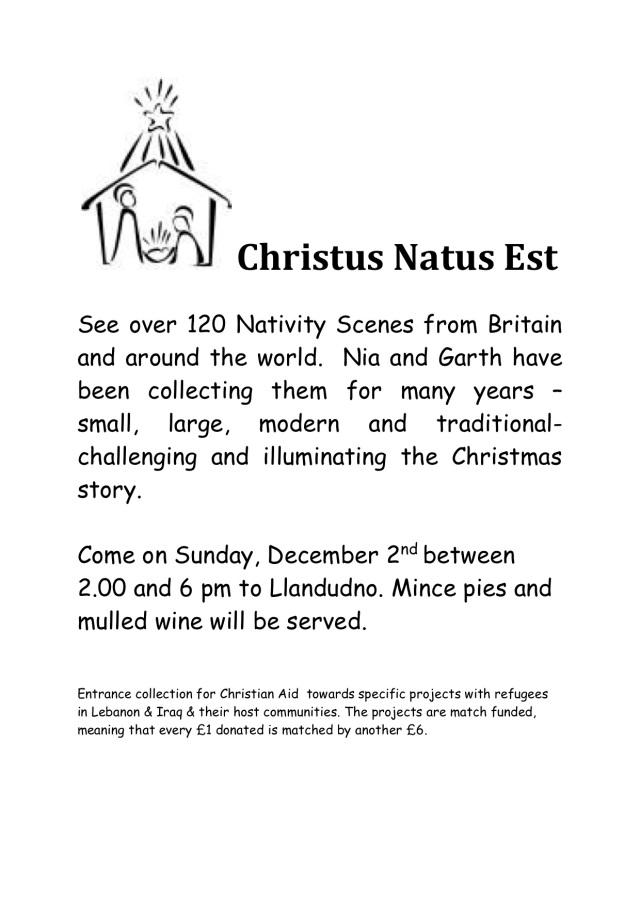 Christus Natus Est 2018 (1)