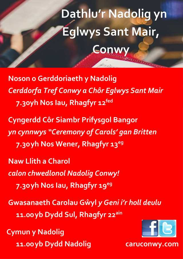 Conwy NADOLIG 19-1
