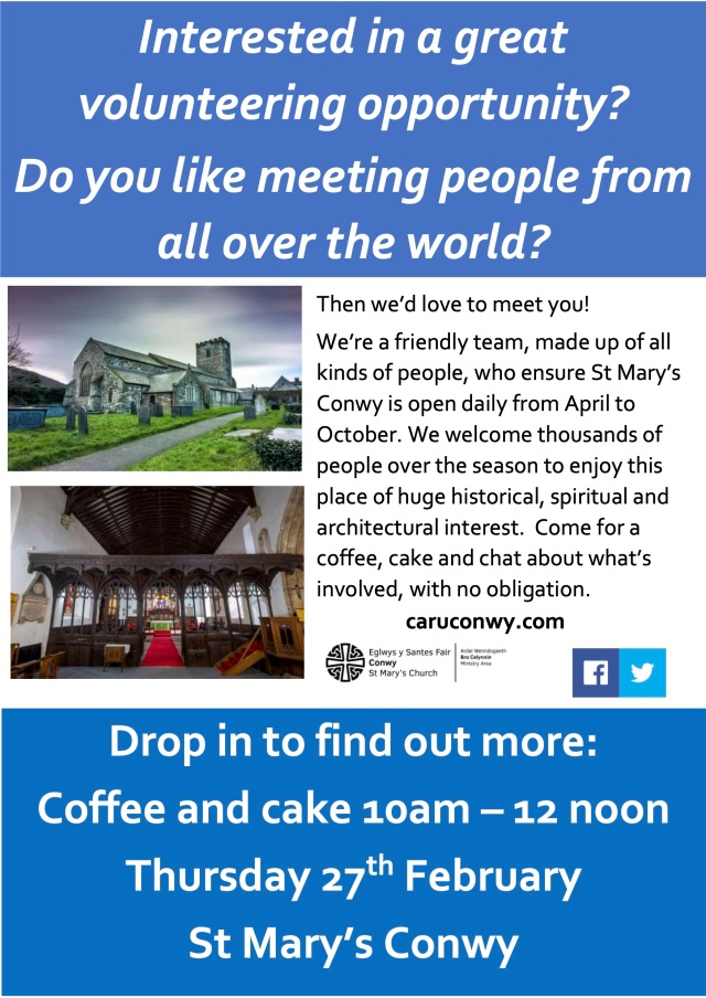 Poster coffee morning