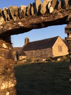 entrance Llangelynnin
