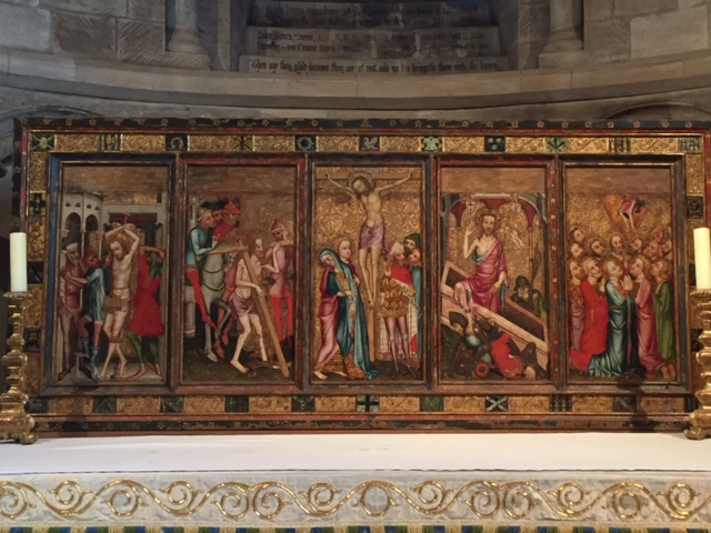 The Despenser Reredos
