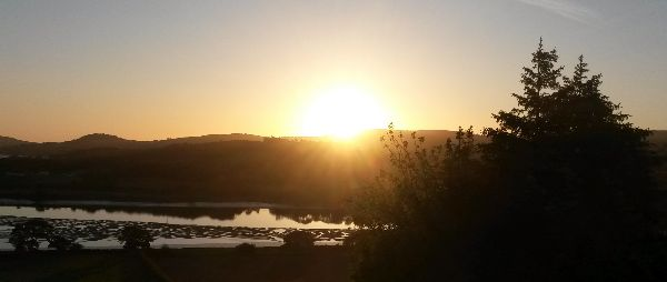 Conwy Valley Sunrise
