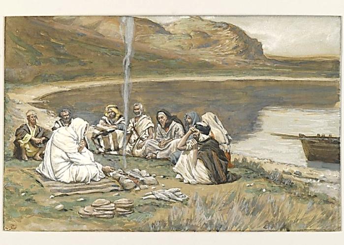 Lord & Apostles