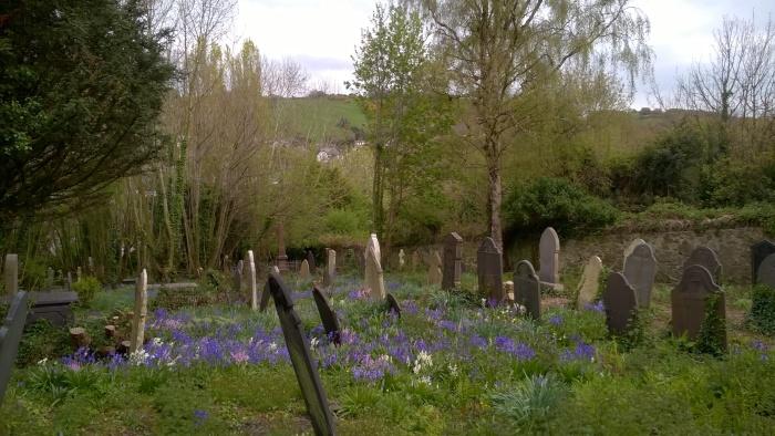 St. Agnes Graveyard