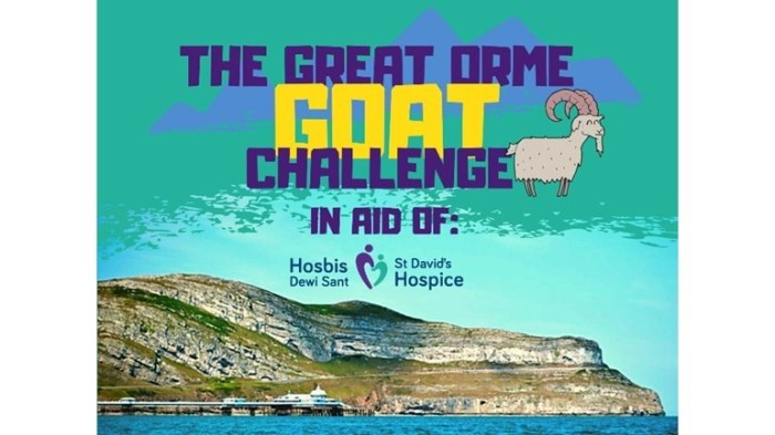 Great Orme Goat Challenge